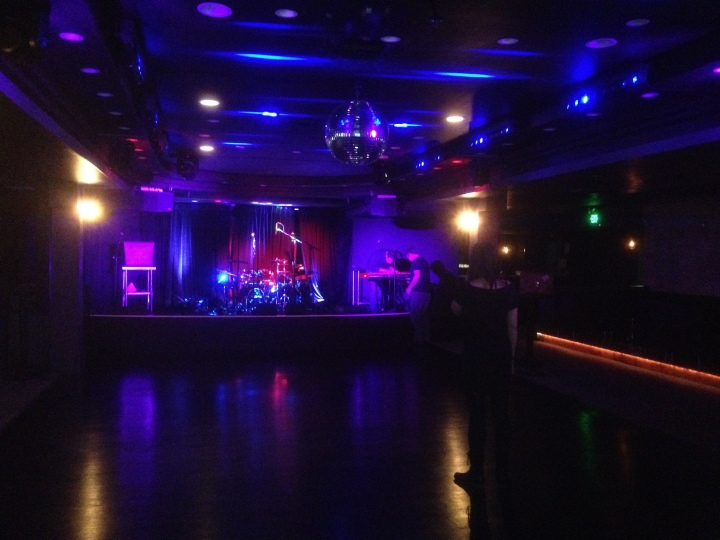 Berkeley Underground's 10,000 square foot basement space will host a variety of musical and comedy acts, club nights, and private events. Photo: Natalie Orenstein