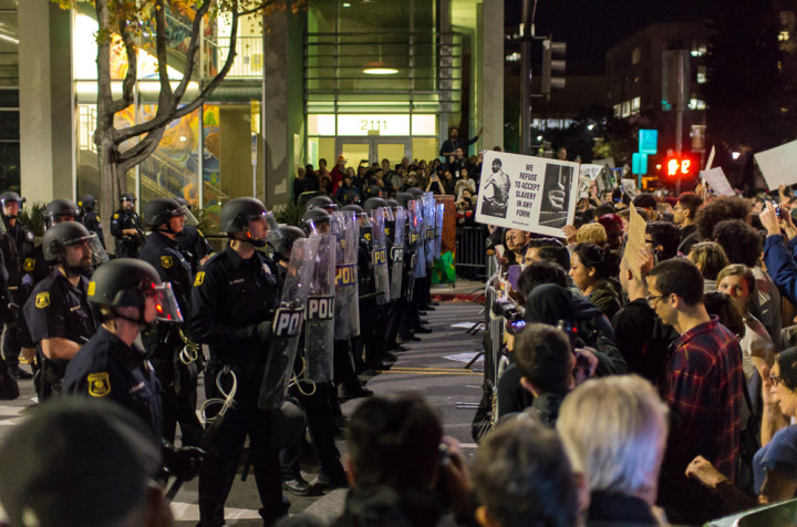 Dec 8 protests-1 photo by Dan Lurie