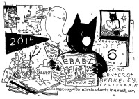 East Bay Alternative Book and Zine Fest
