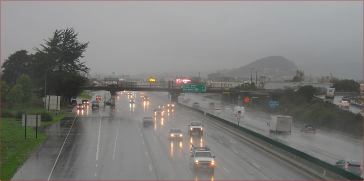 From the I-880 overpass looking north. Photo: Neil Mishalov