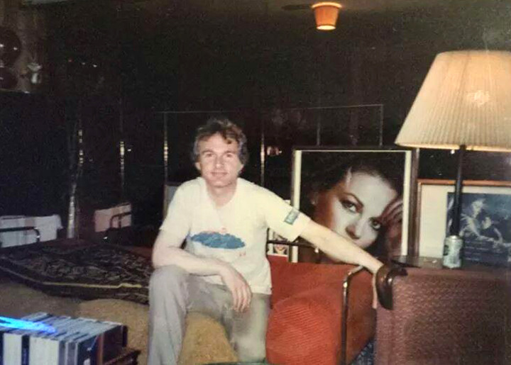 Michael Lake, in earlier years. Photo: Courtesy of family