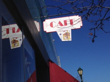 Full House Café has now closed. Photo: Risa Nye