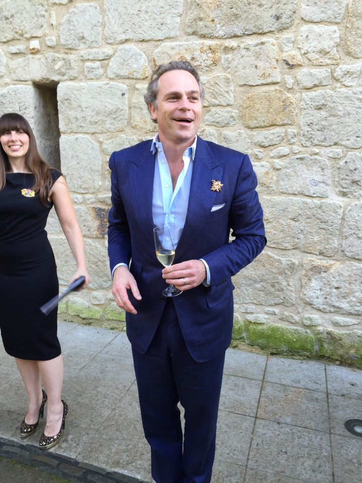 Jean-Charles Boisset. Photo: Frances Dinkelspiel