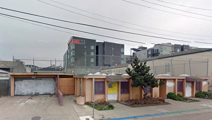 The old city animal shelter is set to be demolished to make way for a four-story building. Image: Google Maps