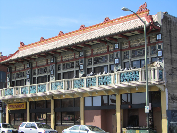 Chinatown's Legendary Palace shut down earlier this year. Photo: sfbaywalk/Flickr