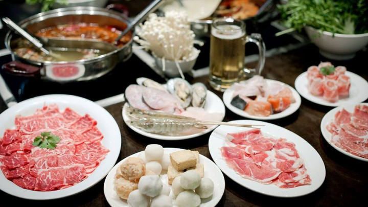 Hot pot at Gogi Time. Photo: Gogi Time/Facebook