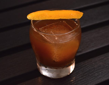 """The """"Go Ask Your Mother"""" Old Fashioned at Eureka! Photo: Eureka!"""