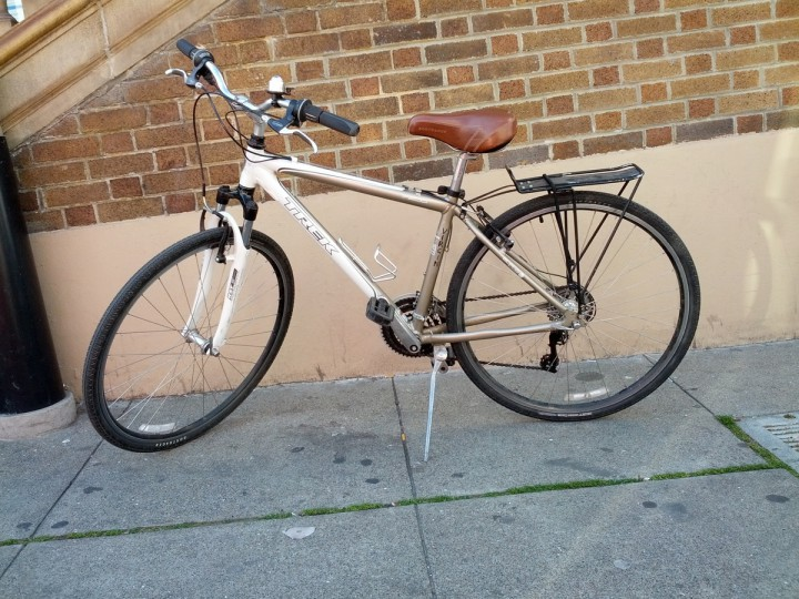 This bike is still missing. Click the photo for additional information from Bike Index. Photo: Caio Braga