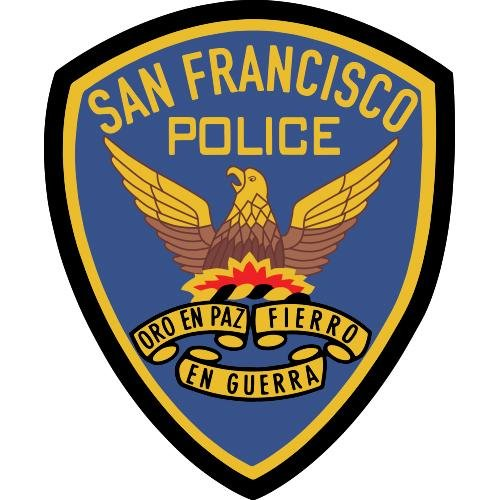 San Francisco PD logo.