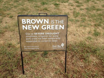 The East Bay Regional Park District has had requests for its new signs.