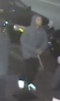 Police say this image shows a third person of interest in the killing of a Berkeley musician earlier this year. Image: OPD