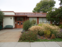 LeConte Elementary School. Le Conte. Photo: Nancy Rubin
