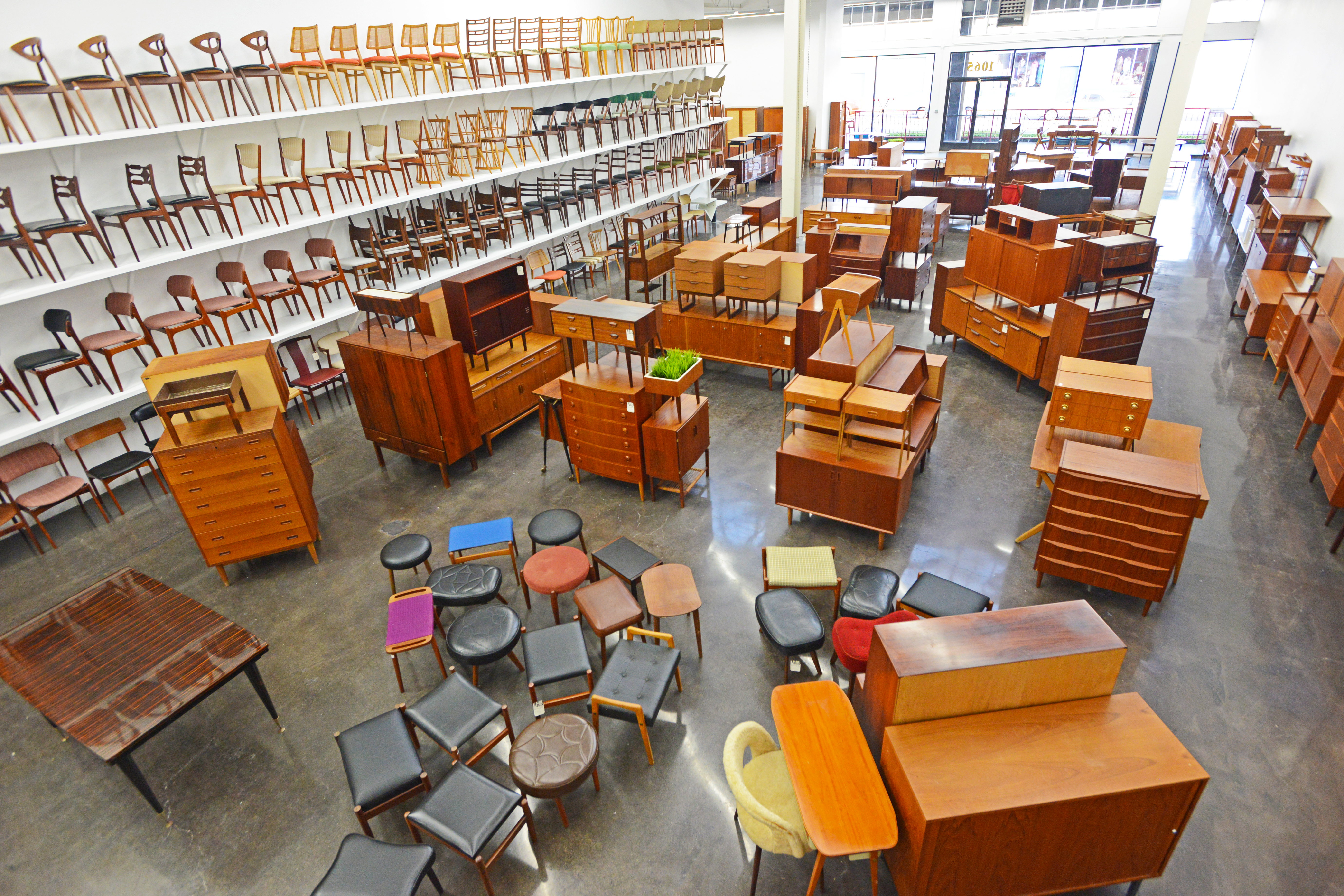 shop talk the ins and outs of berkeley businesses - Midcentury Cafe 2015