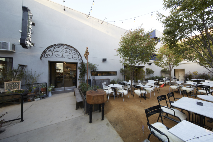 Grand Fare Market courtyard. Photo: Michael David Rose