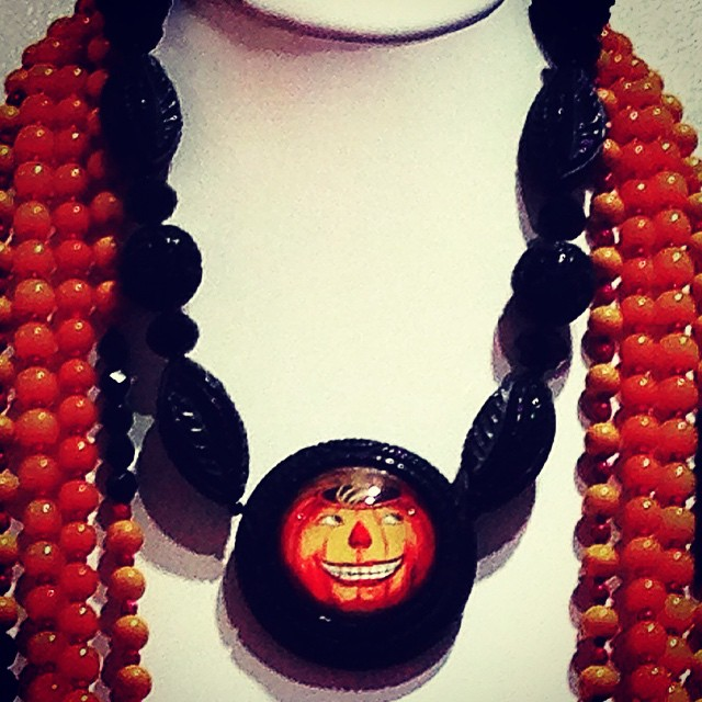 Some Halloween jewelry available at Hotcakes Design