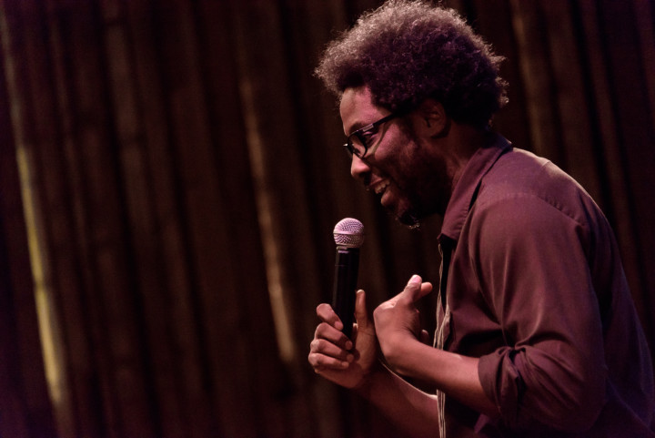 W. Kamau Bell at Uncharted 2015. Photo: Pete Rosos