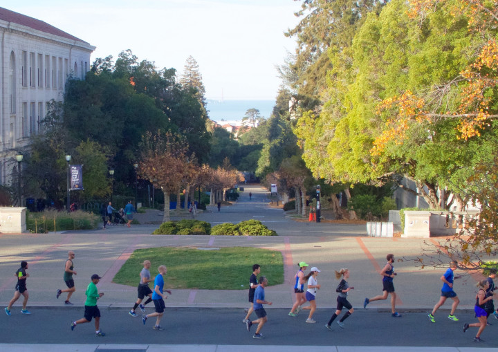 Berkeley Half Marathon 2015. Photo: Ted Friedman