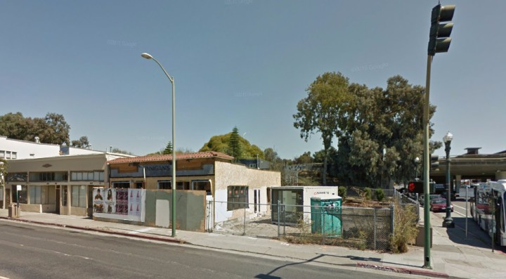Arthur Mac's Tap & Snack will be at the corner of 40th Street and Martin Luther King Jr. Way in Oakland. Photo: Google maps