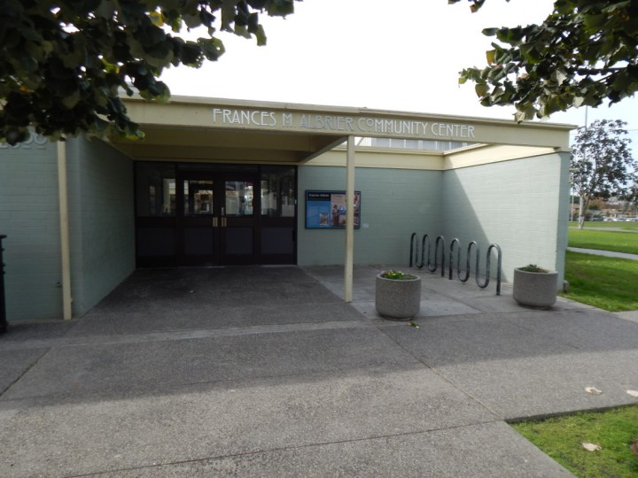 Frances Albrier Community Center