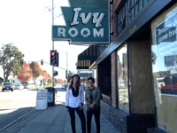 Summer Gerbing (left) and Lani Torres are the new owners of Albany's Ivy Room. Photo: Kate Williams
