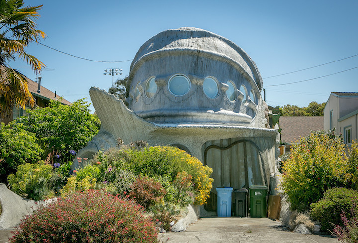 How quirky is berkeley eugene tssui 39 s fish house part 1 for King s fish house