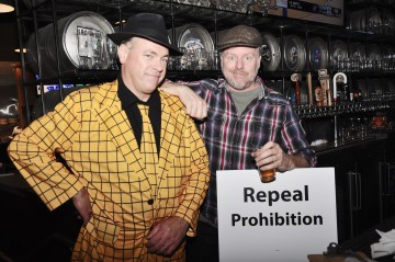 21st Amendment founders at 2014 Repeal Day. Photo courtesy: 21st Amendment