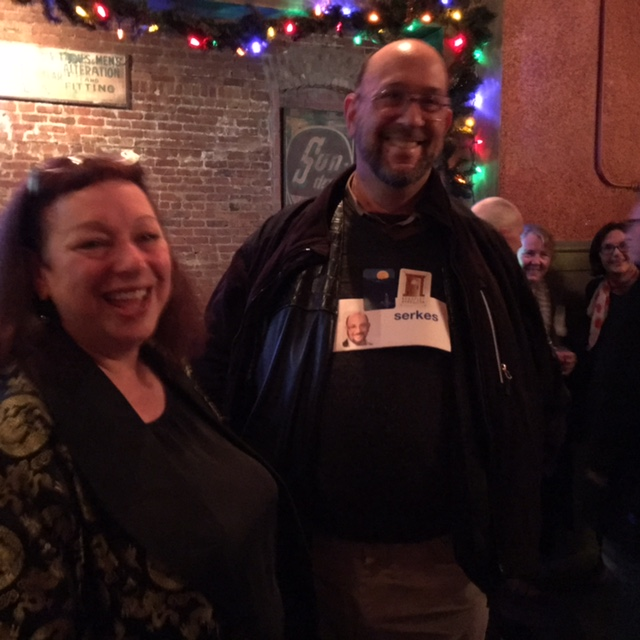 Spats Holiday Party 2015. Photo: Tracey Taylor
