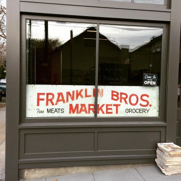 Photo: Franklin Brothers Market: Facebook
