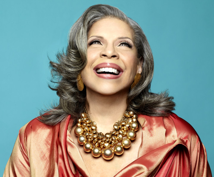 Vocalist Patti Austin performs with the Monterey Jazz Festival On Tour Sunday, January 24, 2016 in Zellerbach Hall.