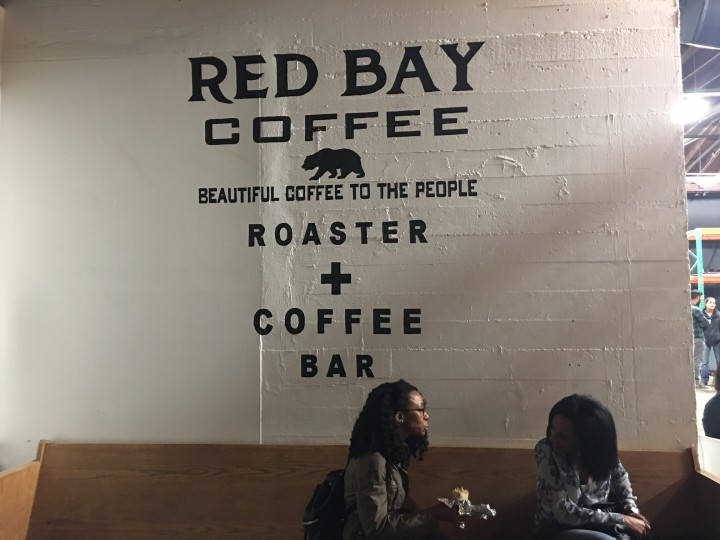 Red Bay Coffee. Photo: Tracey Taylor