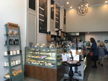 PanotiQ: Now open in the Elmwood. Photo: Tracey Taylor