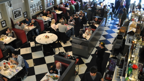 Saul's Deli has operatedin Berkeley for 30 years — now its owners want to hand over the reins, but they'll wait for the right buyer.