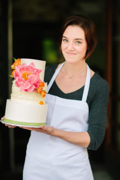 Batch Pastries owner Emily Buysse. Photo: Jessica Mironov/Quotidian Photography