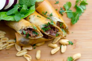 The Lumpia Company is now offering pick-up at its Kitchener home through Nom Nom. Photo: The Lumpia Company/Facebook