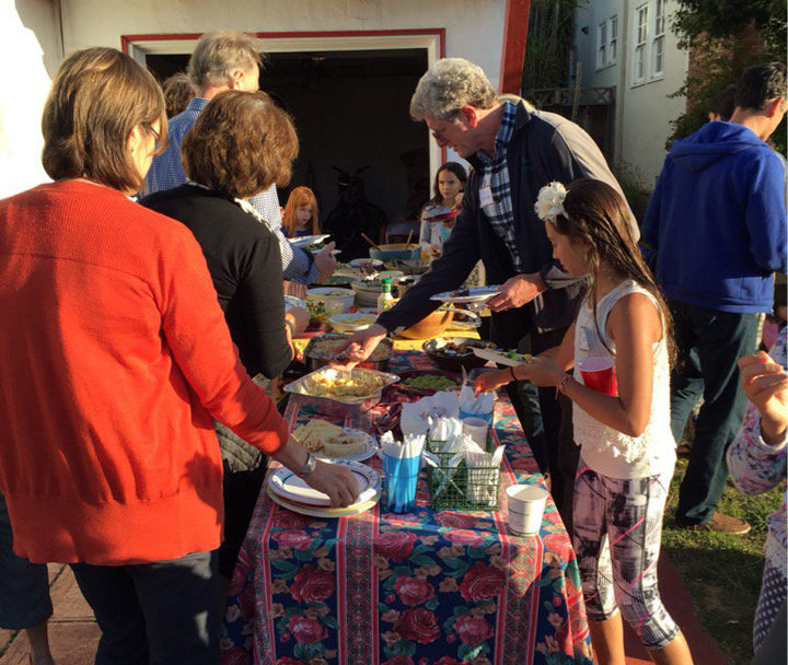 National Night Out, Aug. 2, 2016. Photo: City of Berkeley