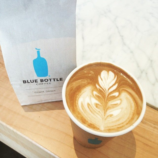 Photo: Blue Bottle Coffee/Facebook