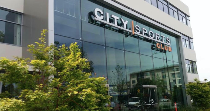 A new City Sports Club will open in November in the Marchant Building. Photo: City Sports Club