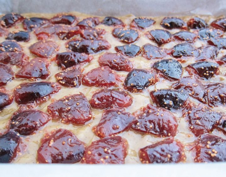 Whiskey Fig Browned Butter Bars (7)