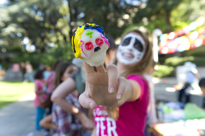 Dias de los Muertos at OMCA. Photo: Shaun Roberts/Courtesy of Oakland Museum of California.