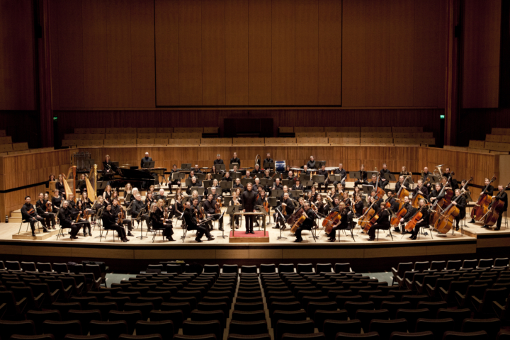 London's Philharmonia Orchestra, conducted by Esa-Pekka Salonen, will perform at Zellerbach Hall this weekend. Photo: Benjamin Ealovega
