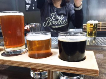 Photo: East Brother Beer/Facebook