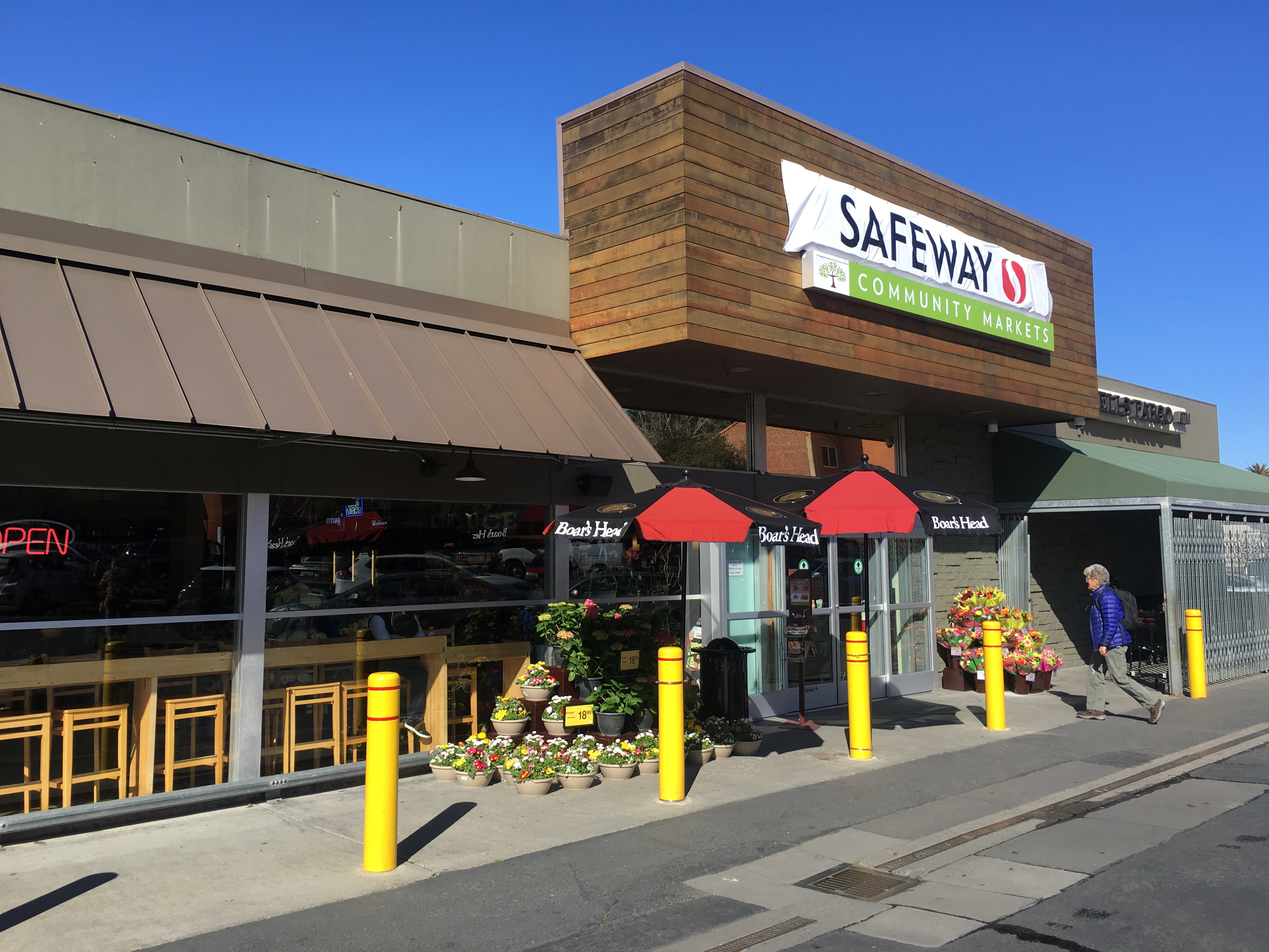 2 safeway community markets formerly andronico s now open in