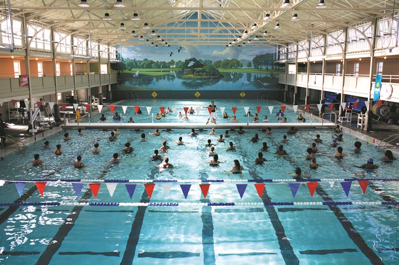 First Person The Best Lap Swim Pools In The East Bay Berkeleyside