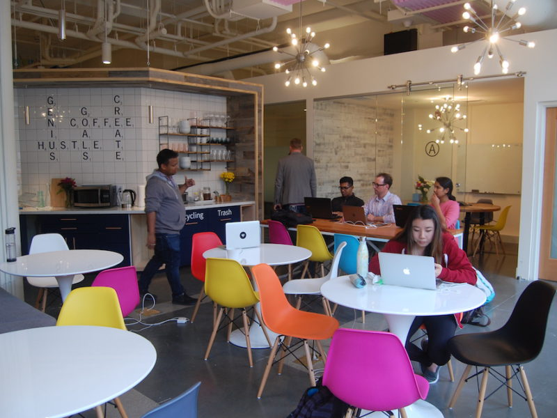 New Co Working Space The Office Opens In Downtown Berkeley