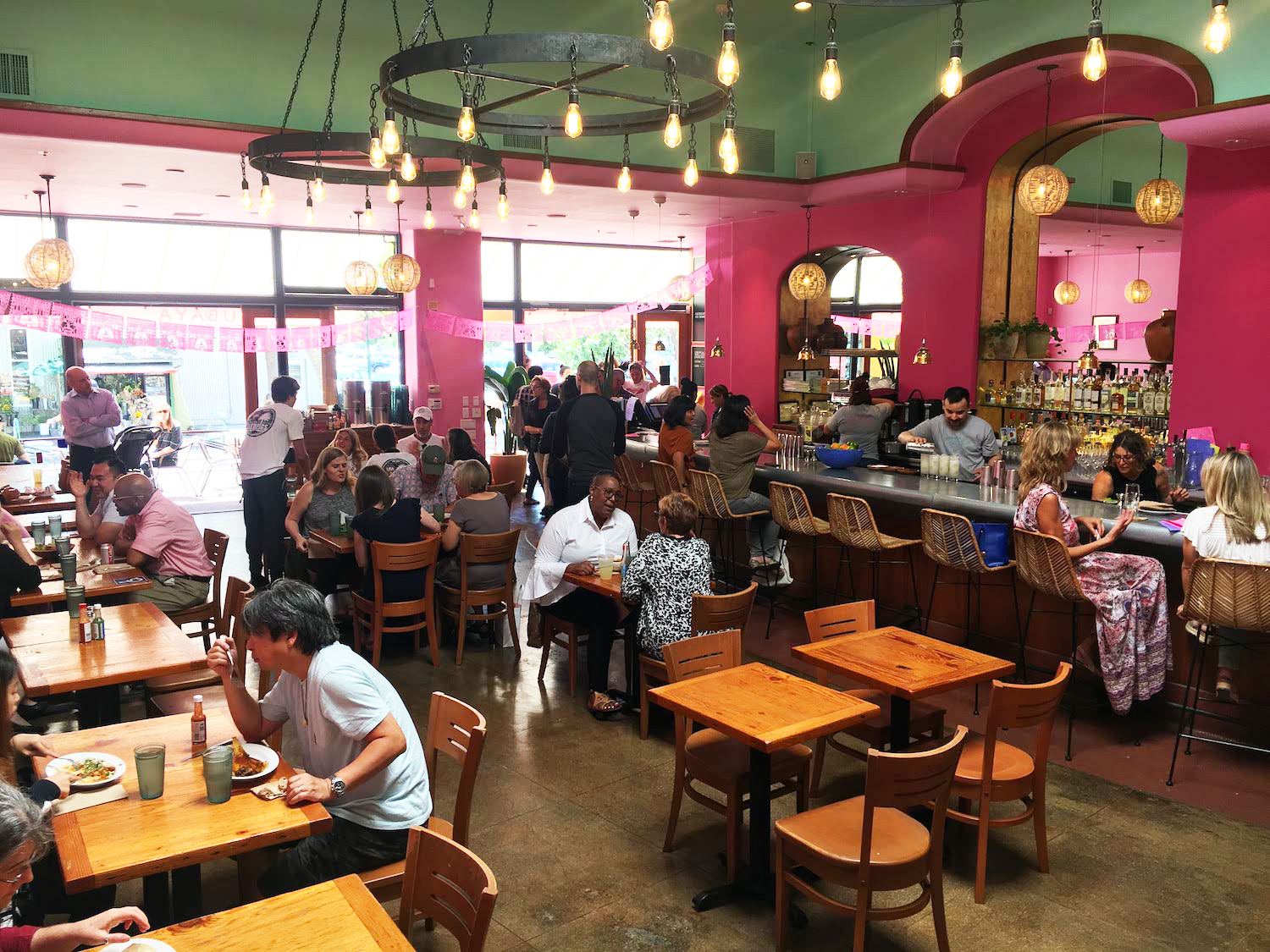 Tacubaya Opened In A New And Improved E Two Doors Down From Its Original Location On Fourth Street Berkeley Photo Sarah Han