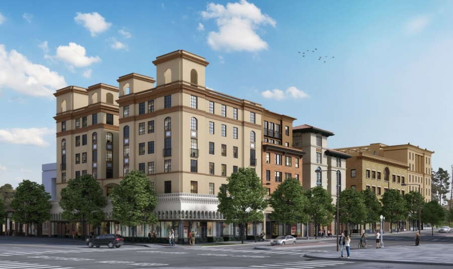 Construction begins on downtown Berkeley apartment ...