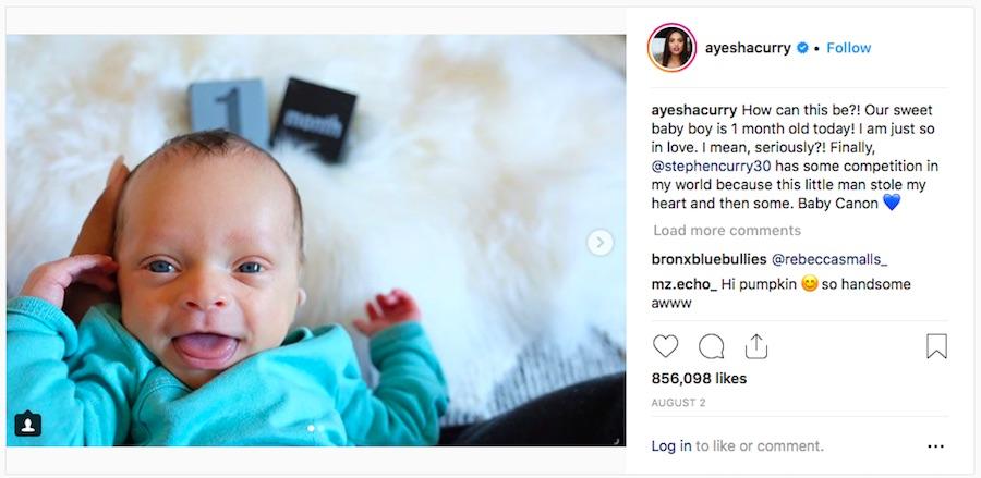 52e0c41247d3 Steph and Ayesha Curry drop by Berkeley city offices with new baby ...