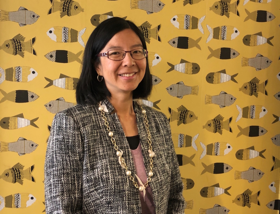 Berkeley City Auditor Jenny Wong in November 2018. Photo: Tracey Taylor