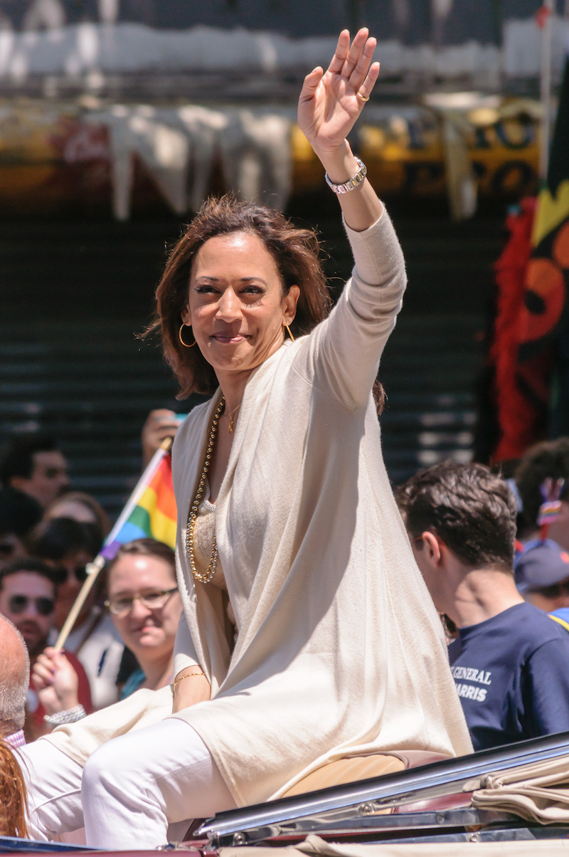 Opinion: Support Berkeley's homie Kamala Harris during the presidential campaign