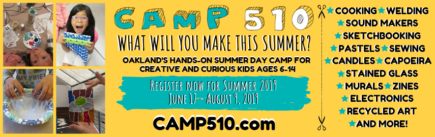 Camp 510 camp guide banner